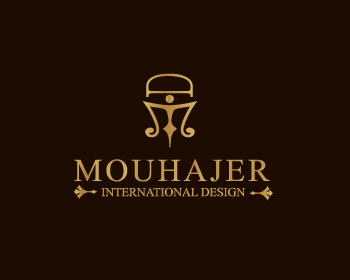 Logo Design by Parag Sohani - Entry No. 82 in the Logo Design Contest Unique Logo Design Wanted for Mouhajer International Design.