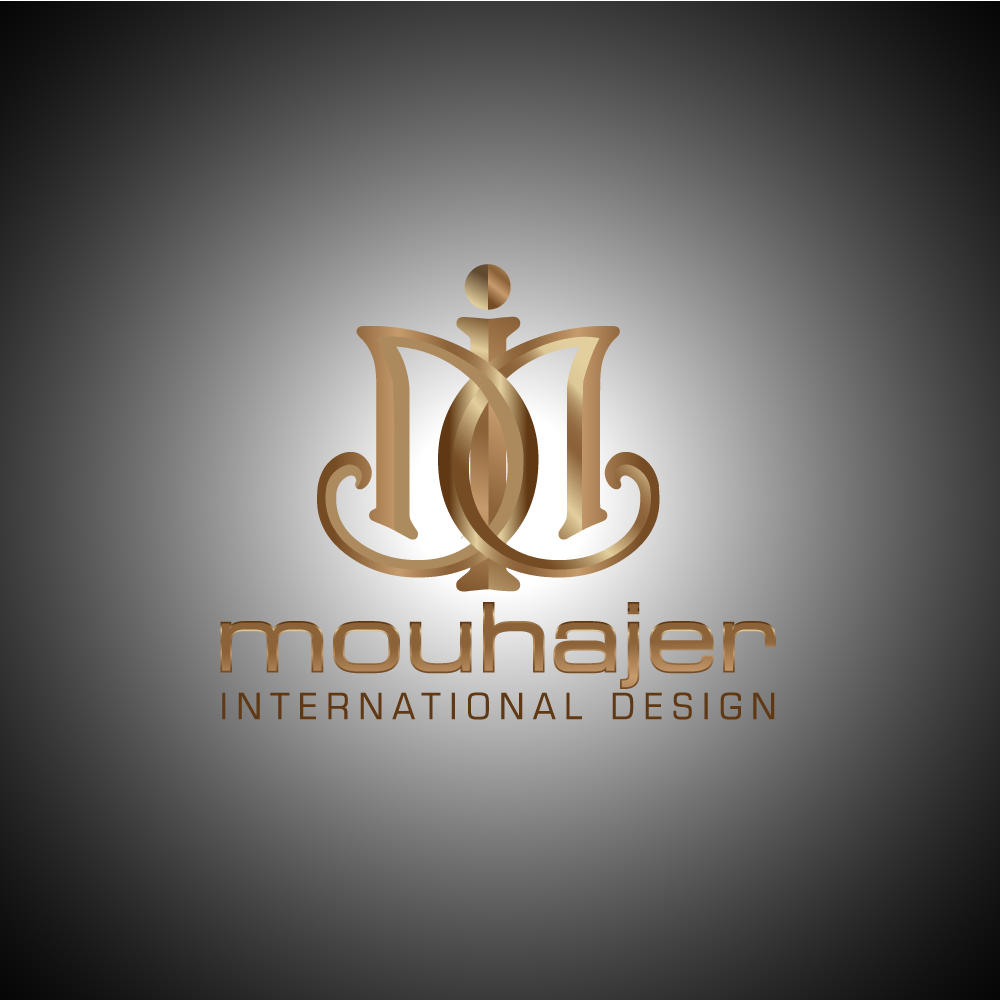 Logo Design by rockin - Entry No. 83 in the Logo Design Contest Unique Logo Design Wanted for Mouhajer International Design.