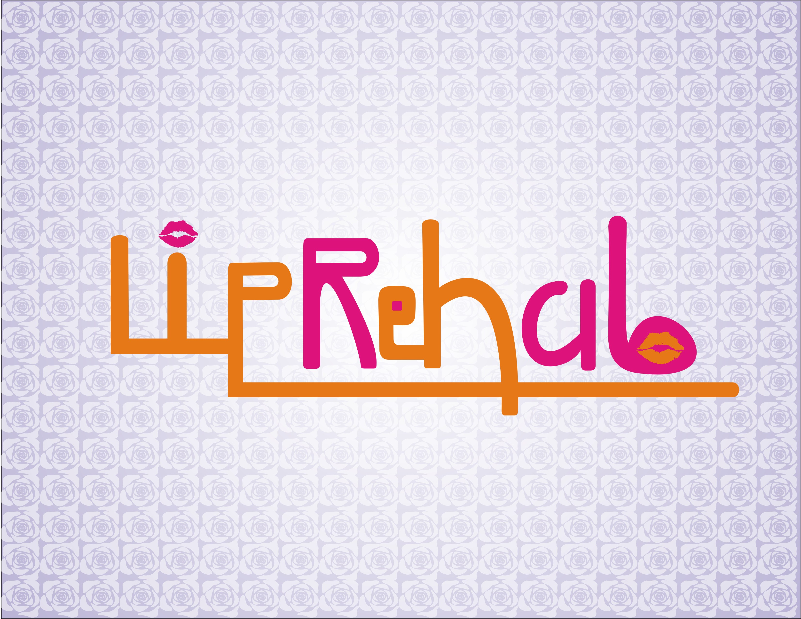 Logo Design by Mahida Kirit Chandrasinh - Entry No. 313 in the Logo Design Contest Creative Logo Design for Lip Rehab.