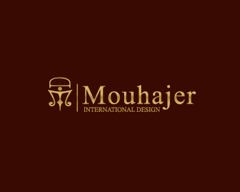 Logo Design by Parag Sohani - Entry No. 85 in the Logo Design Contest Unique Logo Design Wanted for Mouhajer International Design.