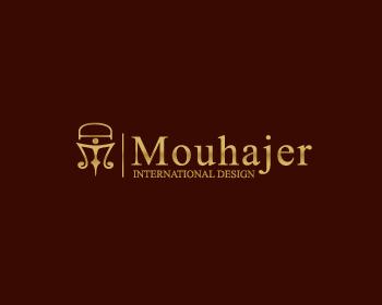 Logo Design by Parag Sohani - Entry No. 85 in the Logo Design Contest Unique Logo Design Wanted for Mouhajer International Design.