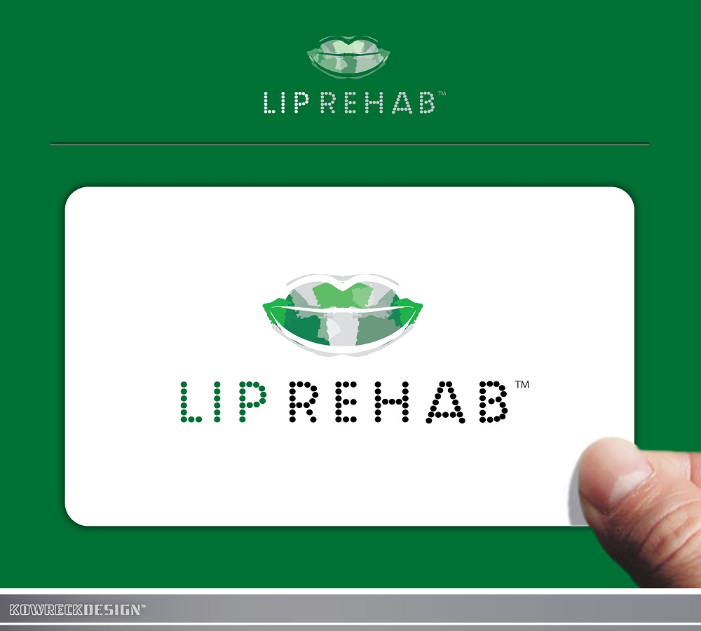 Logo Design by kowreck - Entry No. 315 in the Logo Design Contest Creative Logo Design for Lip Rehab.