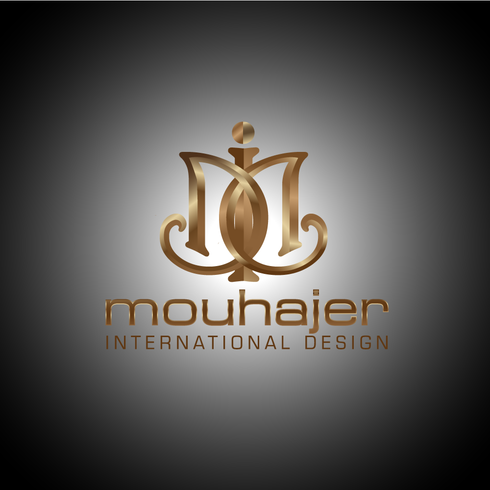 Logo Design by rockin - Entry No. 86 in the Logo Design Contest Unique Logo Design Wanted for Mouhajer International Design.