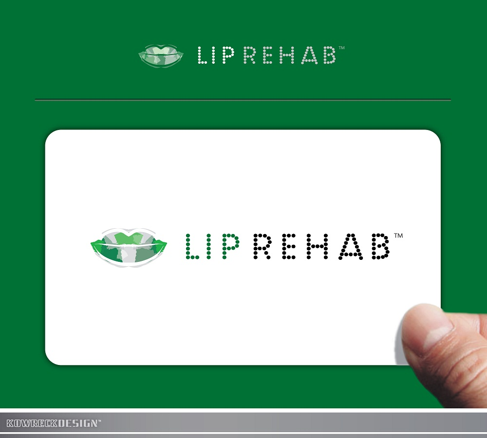 Logo Design by kowreck - Entry No. 317 in the Logo Design Contest Creative Logo Design for Lip Rehab.