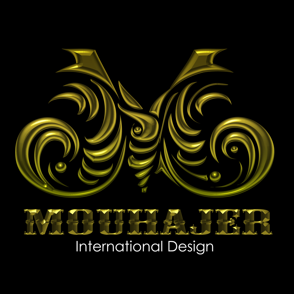 Logo Design by lagalag - Entry No. 87 in the Logo Design Contest Unique Logo Design Wanted for Mouhajer International Design.