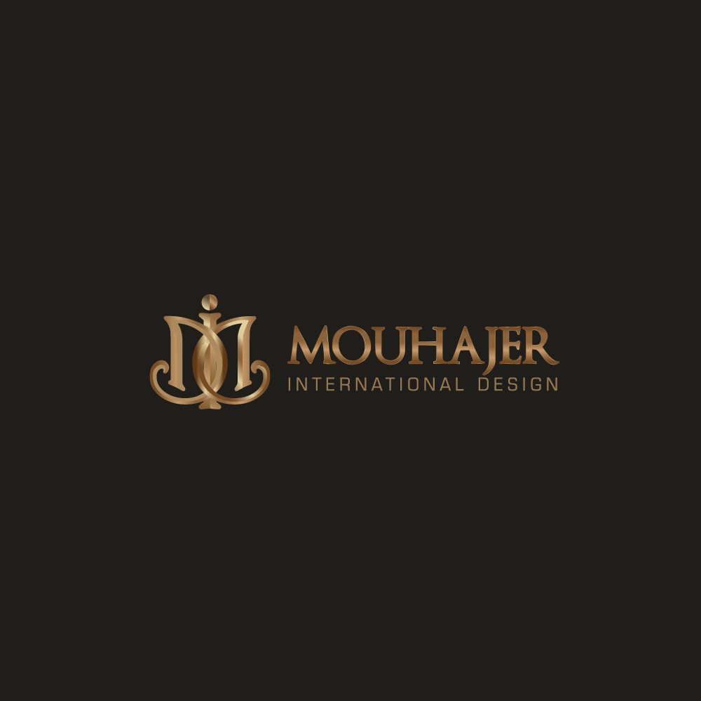 Logo Design by rockin - Entry No. 88 in the Logo Design Contest Unique Logo Design Wanted for Mouhajer International Design.
