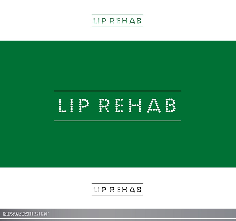 Logo Design by kowreck - Entry No. 327 in the Logo Design Contest Creative Logo Design for Lip Rehab.