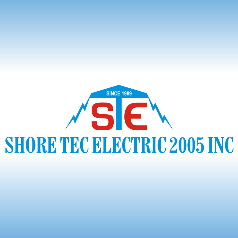 Logo Design by martinz - Entry No. 34 in the Logo Design Contest Shore Tec Electric 2005 Inc.