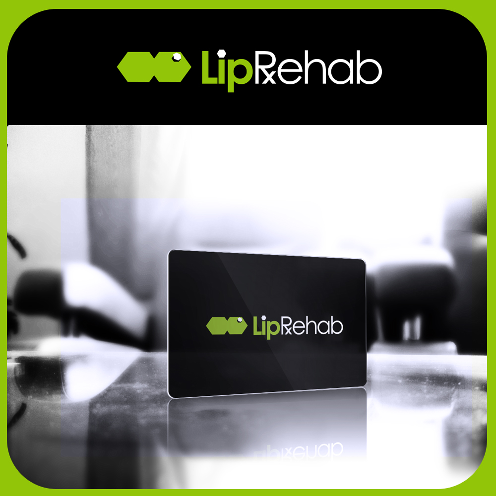 Logo Design by omARTist - Entry No. 328 in the Logo Design Contest Creative Logo Design for Lip Rehab.