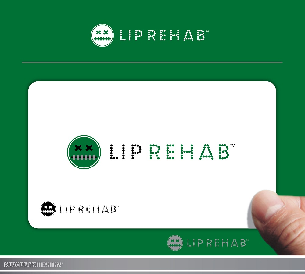 Logo Design by kowreck - Entry No. 333 in the Logo Design Contest Creative Logo Design for Lip Rehab.