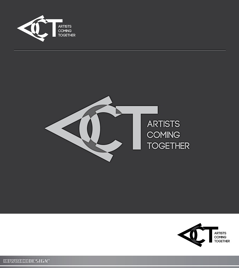Logo Design by kowreck - Entry No. 40 in the Logo Design Contest Creative Logo Design for A.C.T. Artists Coming Together.