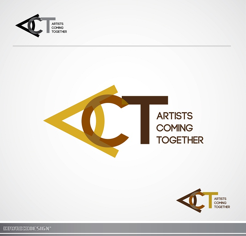 Logo Design by kowreck - Entry No. 45 in the Logo Design Contest Creative Logo Design for A.C.T. Artists Coming Together.