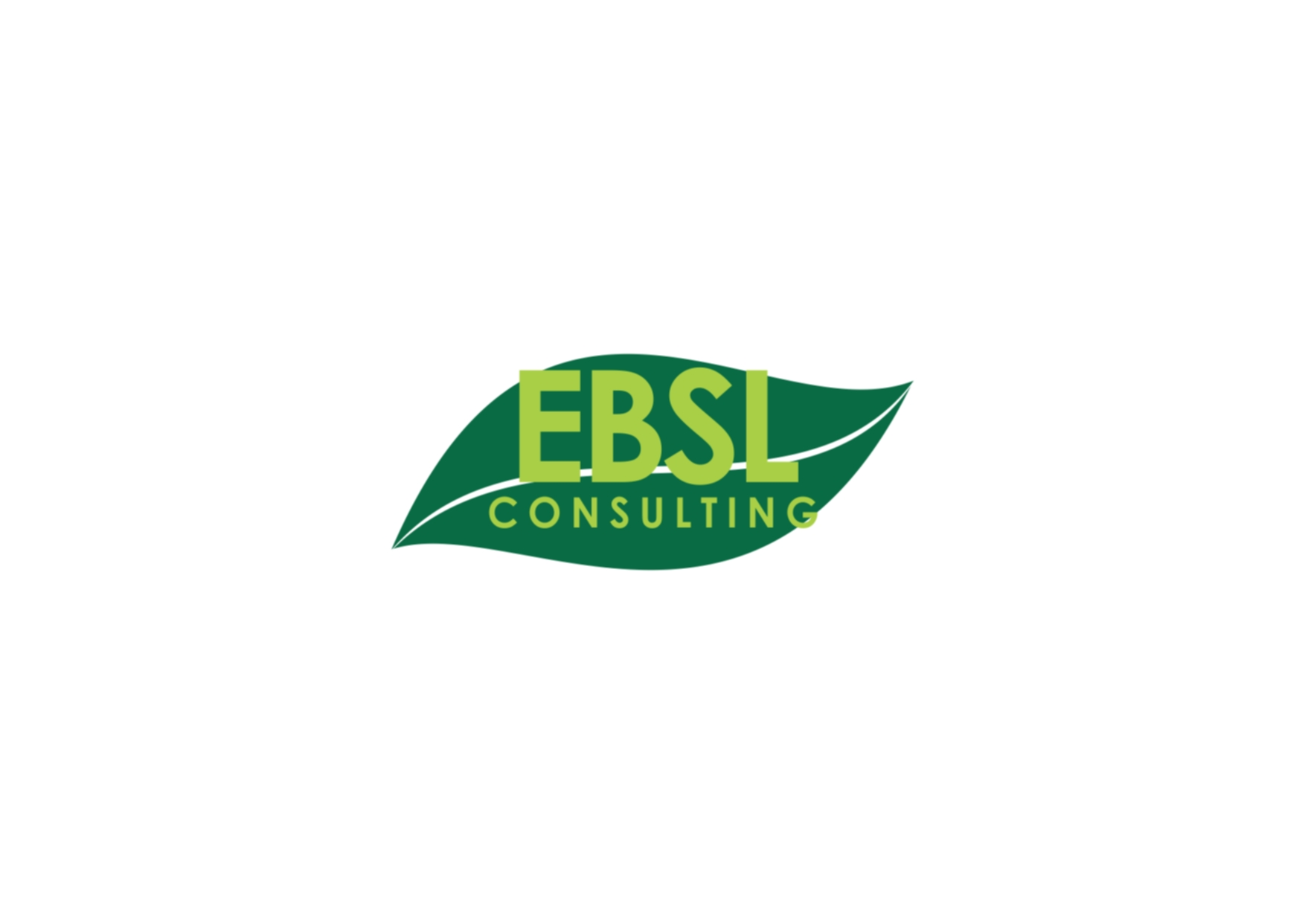 Logo Design by Private User - Entry No. 76 in the Logo Design Contest EBSL Consulting Logo Design.