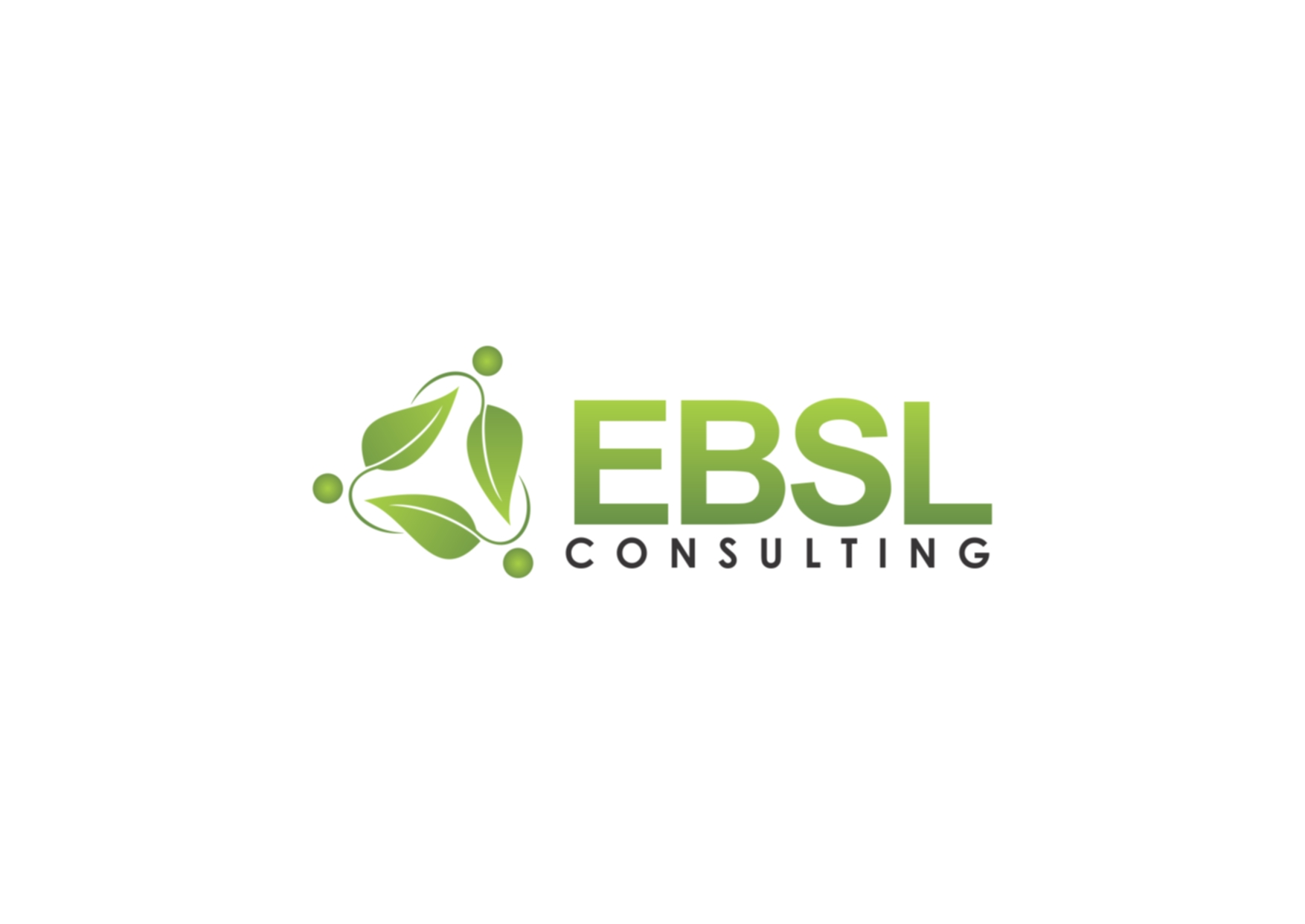 Logo Design by Private User - Entry No. 78 in the Logo Design Contest EBSL Consulting Logo Design.