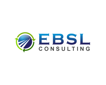 Logo Design by Parag Sohani - Entry No. 79 in the Logo Design Contest EBSL Consulting Logo Design.
