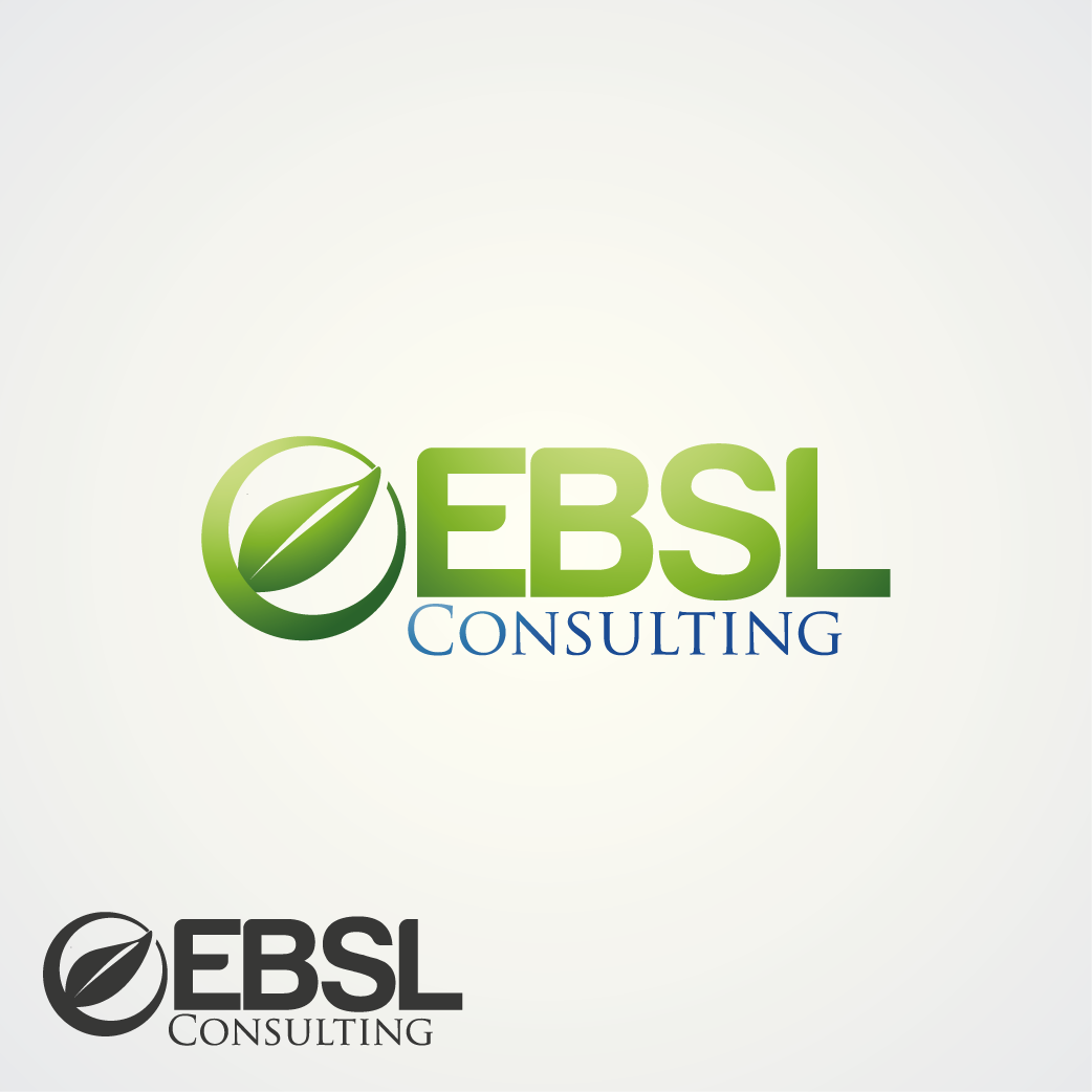 Logo Design by Solaris Artwork - Entry No. 84 in the Logo Design Contest EBSL Consulting Logo Design.