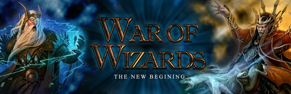 Banner Ad Design by Jorge Sardon - Entry No. 27 in the Banner Ad Design Contest Banner Ad Design - War of Wizards (fantasy game).