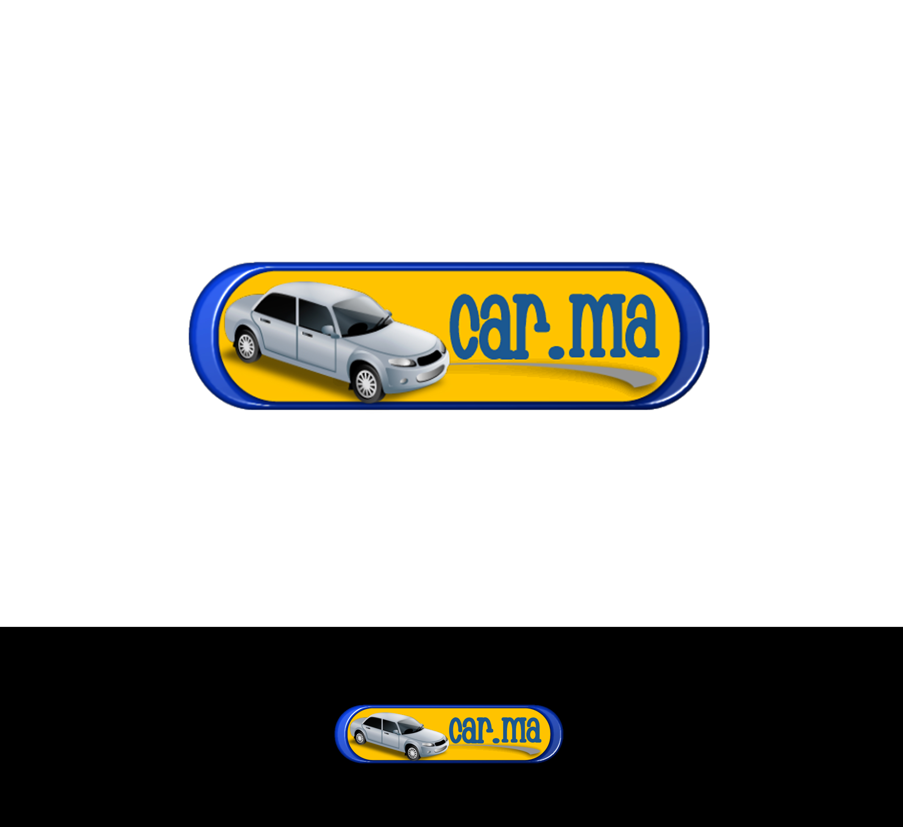Logo Design by Lara Puno - Entry No. 49 in the Logo Design Contest New Logo Design for car.ma.