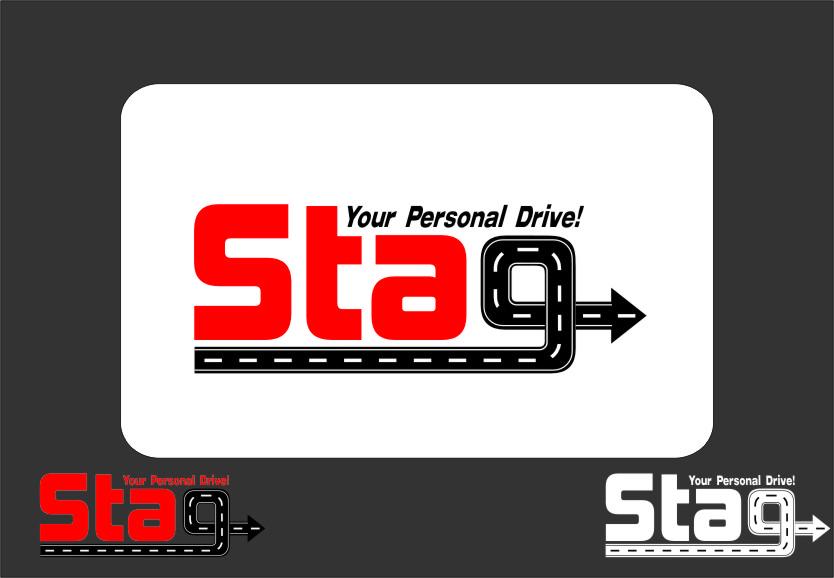 Logo Design by RasYa Muhammad Athaya - Entry No. 334 in the Logo Design Contest Unique Logo Design Wanted for Stag.