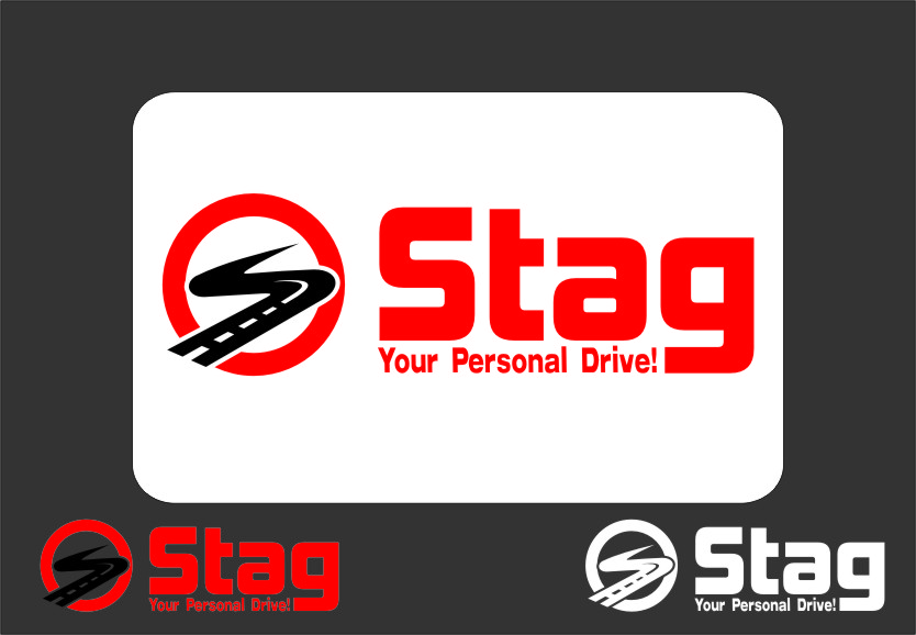 Logo Design by RasYa Muhammad Athaya - Entry No. 335 in the Logo Design Contest Unique Logo Design Wanted for Stag.