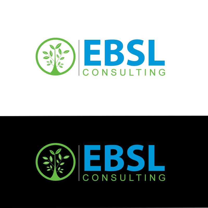 Logo Design by Private User - Entry No. 96 in the Logo Design Contest EBSL Consulting Logo Design.