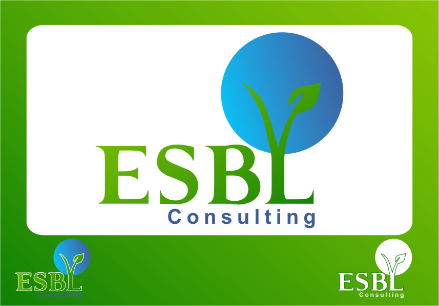 Logo Design by RasYa Muhammad Athaya - Entry No. 97 in the Logo Design Contest EBSL Consulting Logo Design.