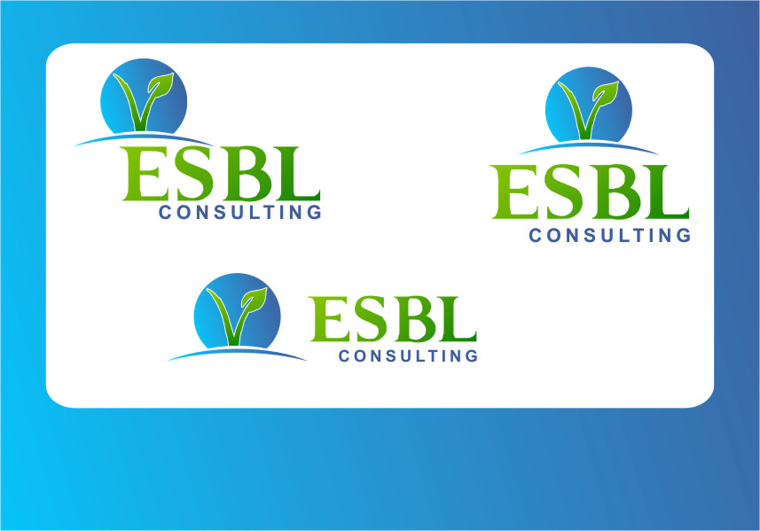 Logo Design by RasYa Muhammad Athaya - Entry No. 98 in the Logo Design Contest EBSL Consulting Logo Design.
