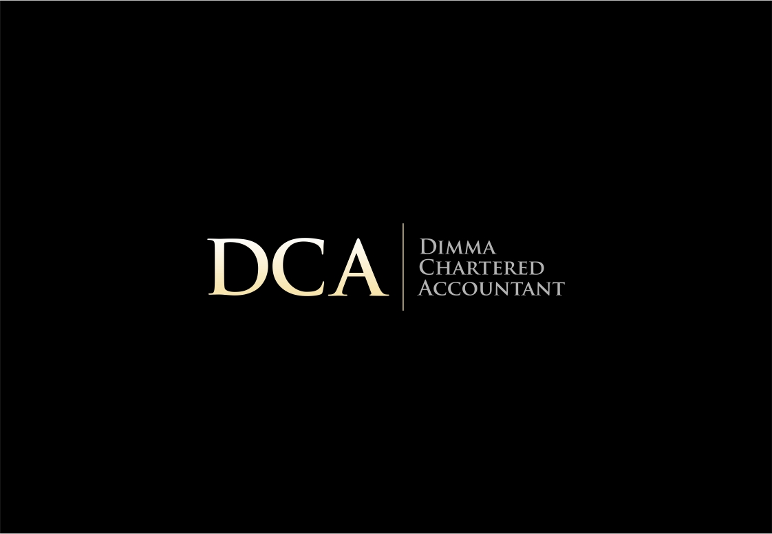 Logo Design by haidu - Entry No. 12 in the Logo Design Contest Creative Logo Design for Dimma Chartered Accountant.
