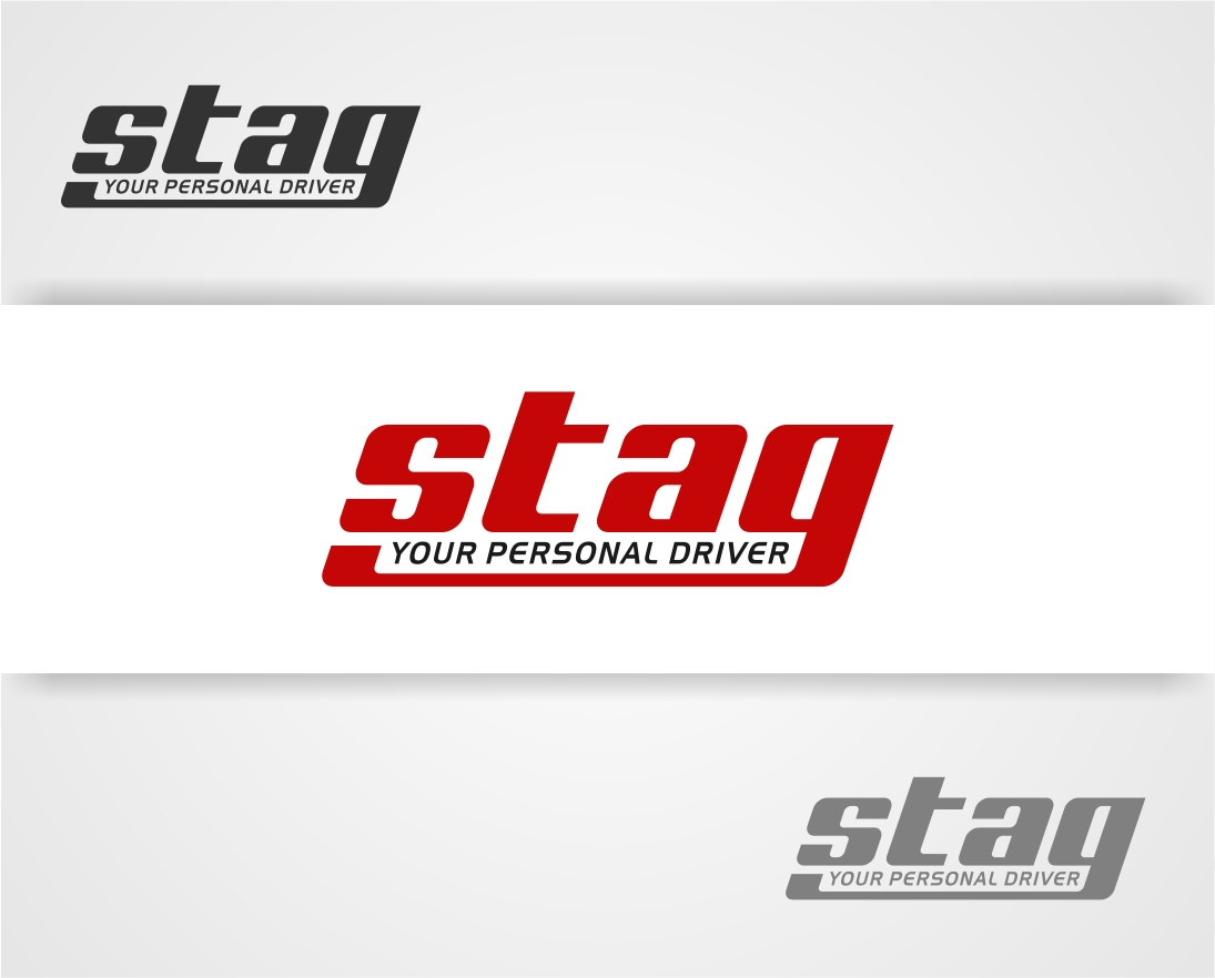 Logo Design by haidu - Entry No. 338 in the Logo Design Contest Unique Logo Design Wanted for Stag.