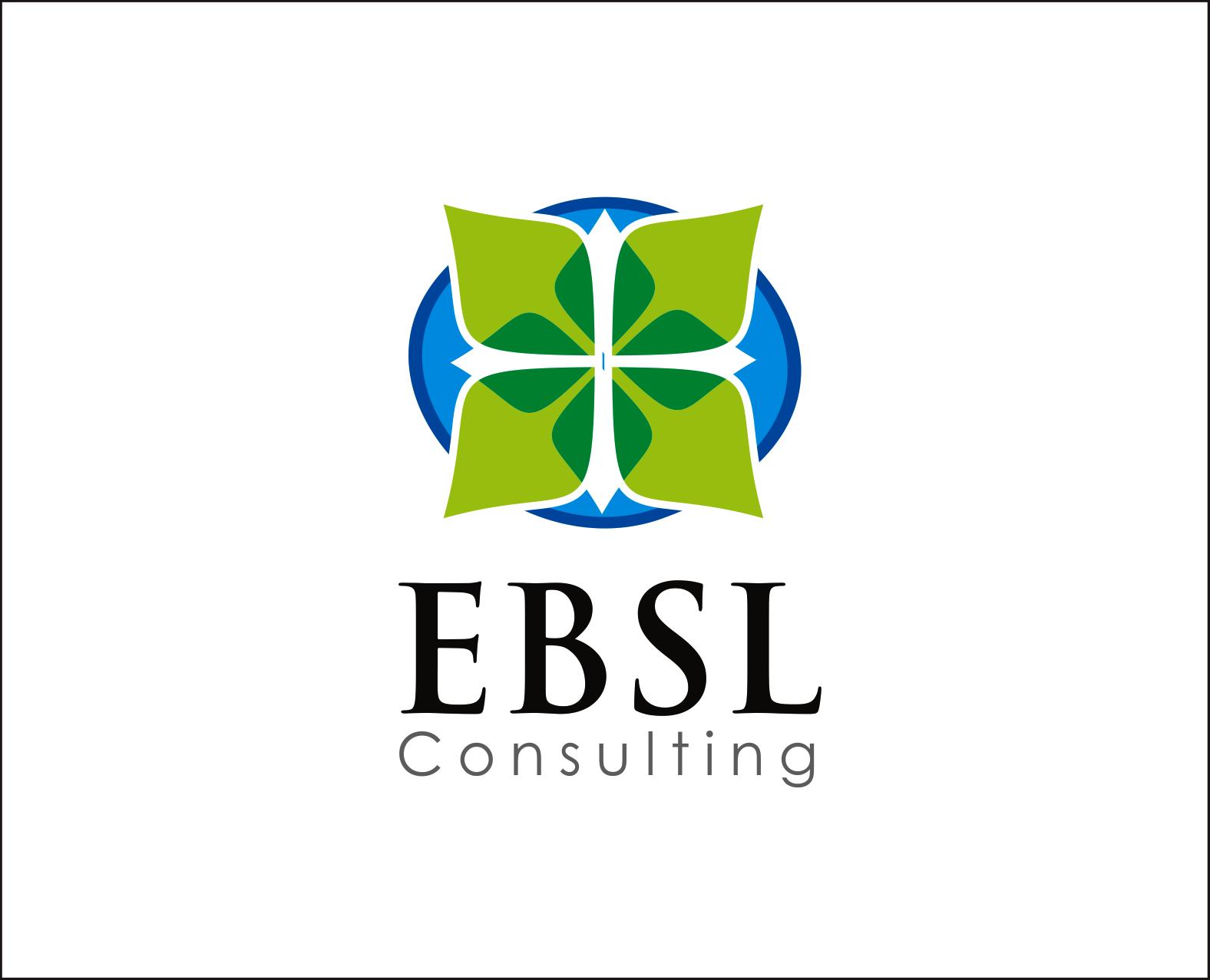 Logo Design by Armada Jamaluddin - Entry No. 101 in the Logo Design Contest EBSL Consulting Logo Design.