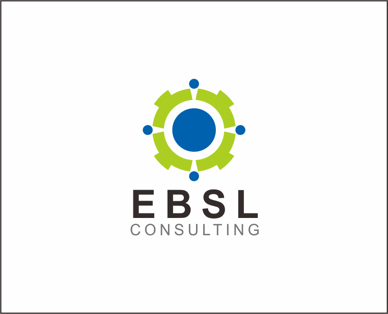 Logo Design by Armada Jamaluddin - Entry No. 103 in the Logo Design Contest EBSL Consulting Logo Design.