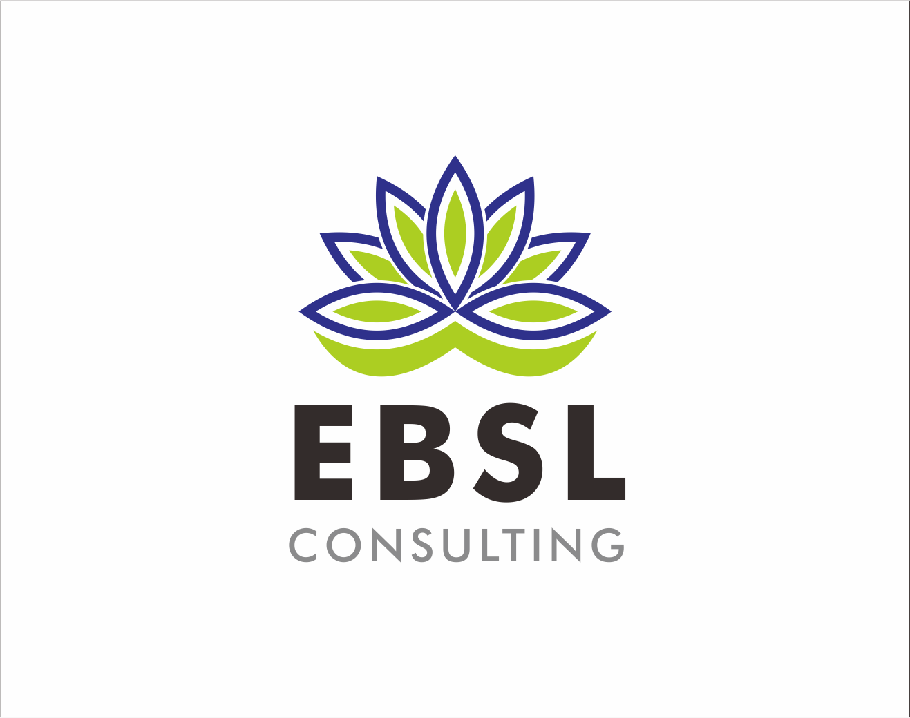 Logo Design by Armada Jamaluddin - Entry No. 104 in the Logo Design Contest EBSL Consulting Logo Design.
