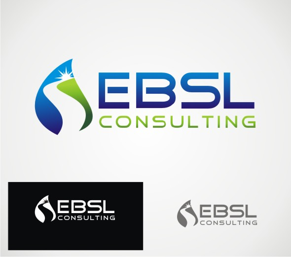 Logo Design by Reivan Ferdinan - Entry No. 105 in the Logo Design Contest EBSL Consulting Logo Design.