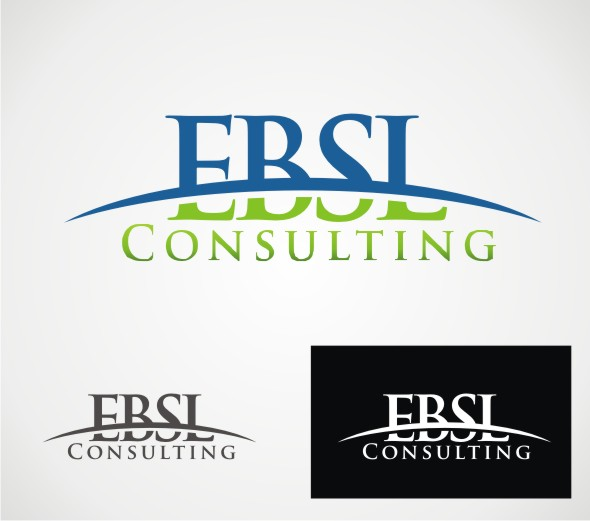 Logo Design by Reivan Ferdinan - Entry No. 106 in the Logo Design Contest EBSL Consulting Logo Design.