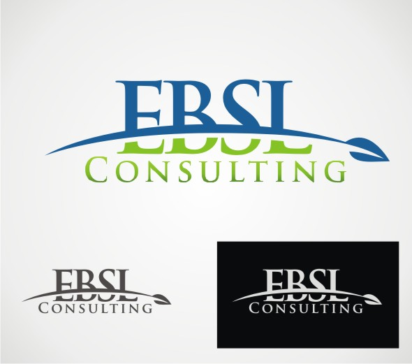Logo Design by Reivan Ferdinan - Entry No. 107 in the Logo Design Contest EBSL Consulting Logo Design.
