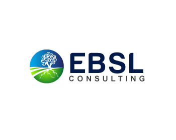Logo Design by Parag Sohani - Entry No. 109 in the Logo Design Contest EBSL Consulting Logo Design.