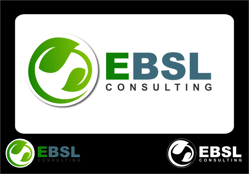 Logo Design by RasYa Muhammad Athaya - Entry No. 115 in the Logo Design Contest EBSL Consulting Logo Design.