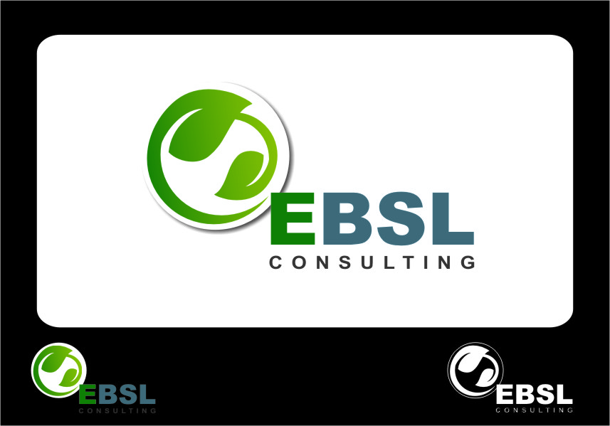 Logo Design by RasYa Muhammad Athaya - Entry No. 116 in the Logo Design Contest EBSL Consulting Logo Design.