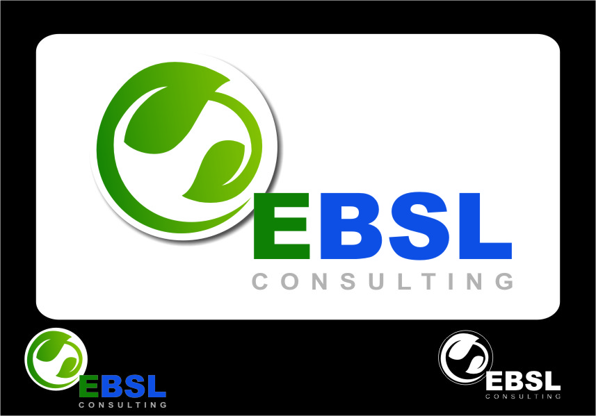 Logo Design by Ngepet_art - Entry No. 117 in the Logo Design Contest EBSL Consulting Logo Design.