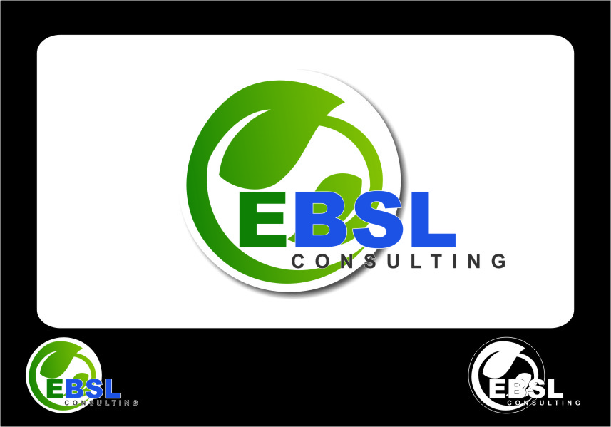 Logo Design by Ngepet_art - Entry No. 118 in the Logo Design Contest EBSL Consulting Logo Design.