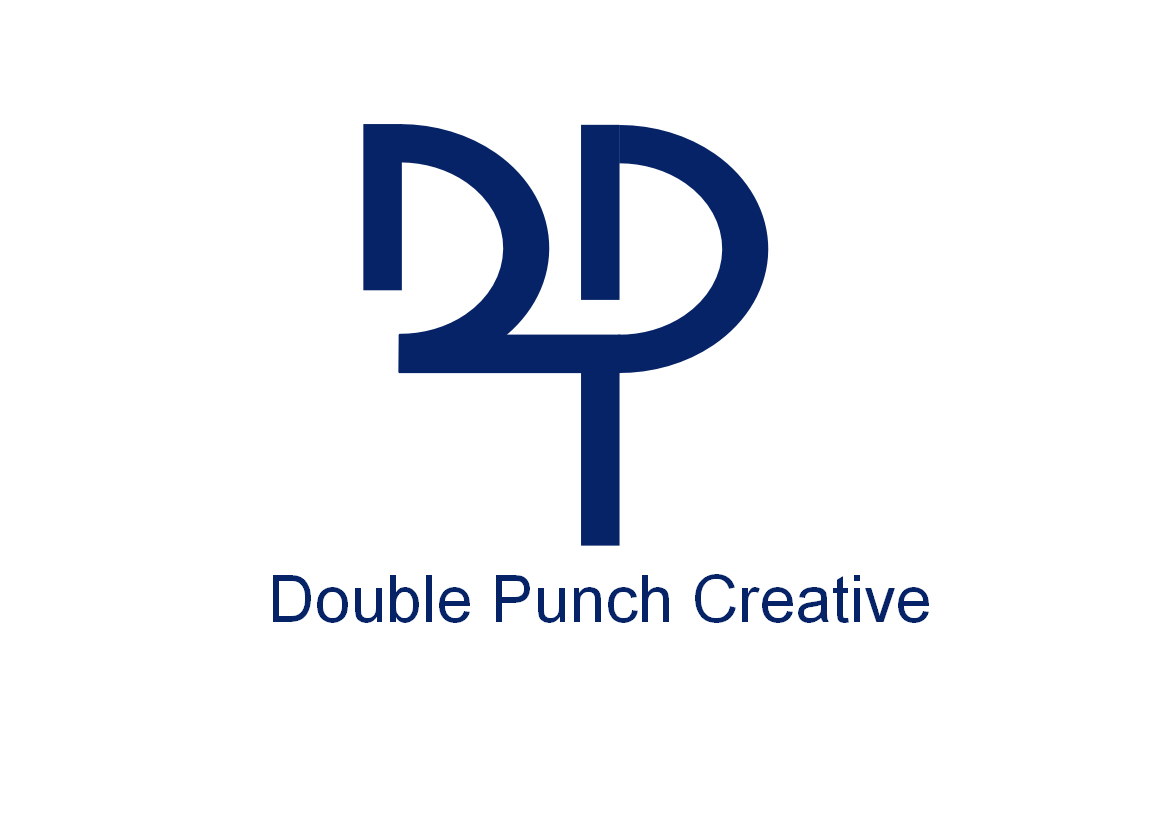 Logo Design by Heri Susanto - Entry No. 20 in the Logo Design Contest Unique Logo Design Wanted for Double Punch Creative.