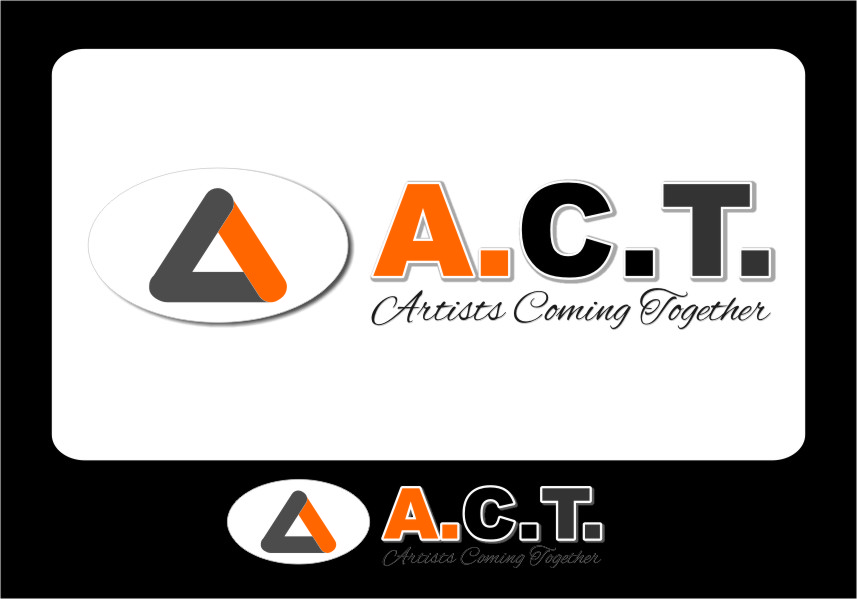 Logo Design by RoSyid Rono-Rene On Java - Entry No. 51 in the Logo Design Contest Creative Logo Design for A.C.T. Artists Coming Together.
