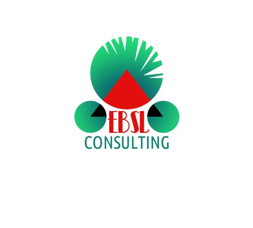 Logo Design by Miroslav Navrátil - Entry No. 123 in the Logo Design Contest EBSL Consulting Logo Design.