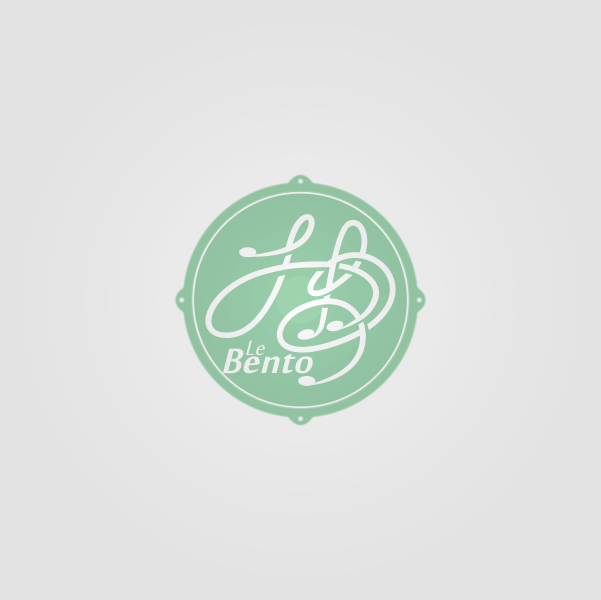 Logo Design by Private User - Entry No. 49 in the Logo Design Contest Captivating Logo Design for Le Bento.