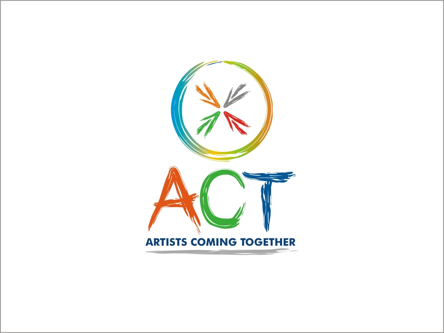 Logo Design by RED HORSE design studio - Entry No. 56 in the Logo Design Contest Creative Logo Design for A.C.T. Artists Coming Together.