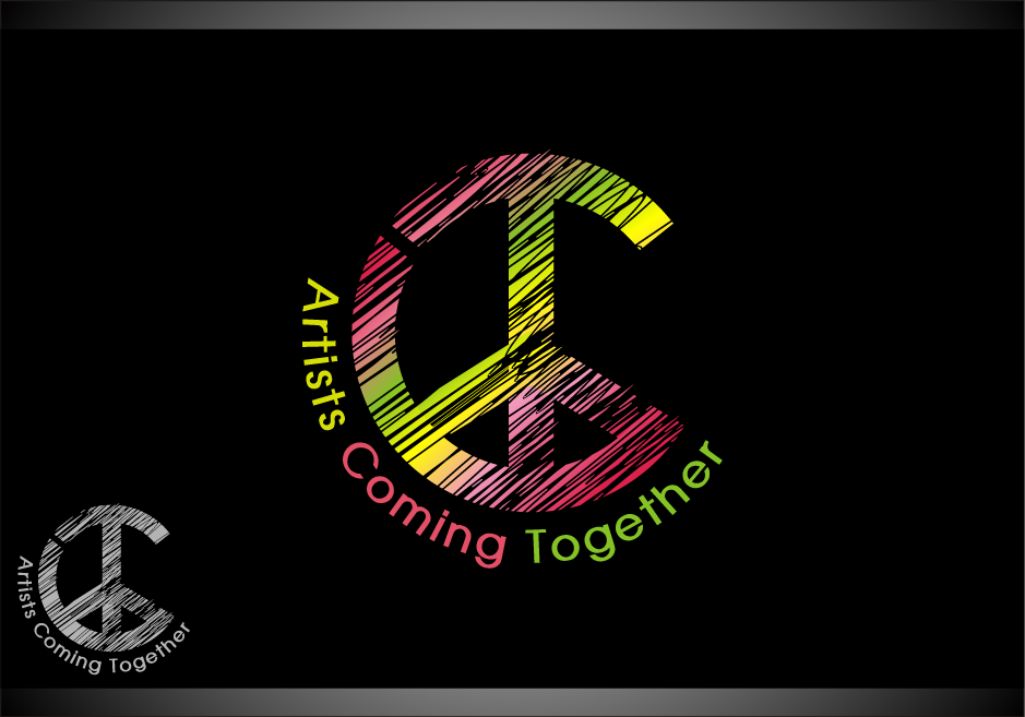 Logo Design by Muhammad Nasrul chasib - Entry No. 59 in the Logo Design Contest Creative Logo Design for A.C.T. Artists Coming Together.