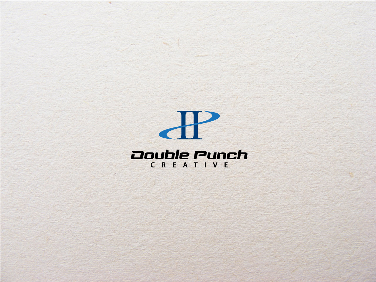 Logo Design by jpbituin - Entry No. 23 in the Logo Design Contest Unique Logo Design Wanted for Double Punch Creative.
