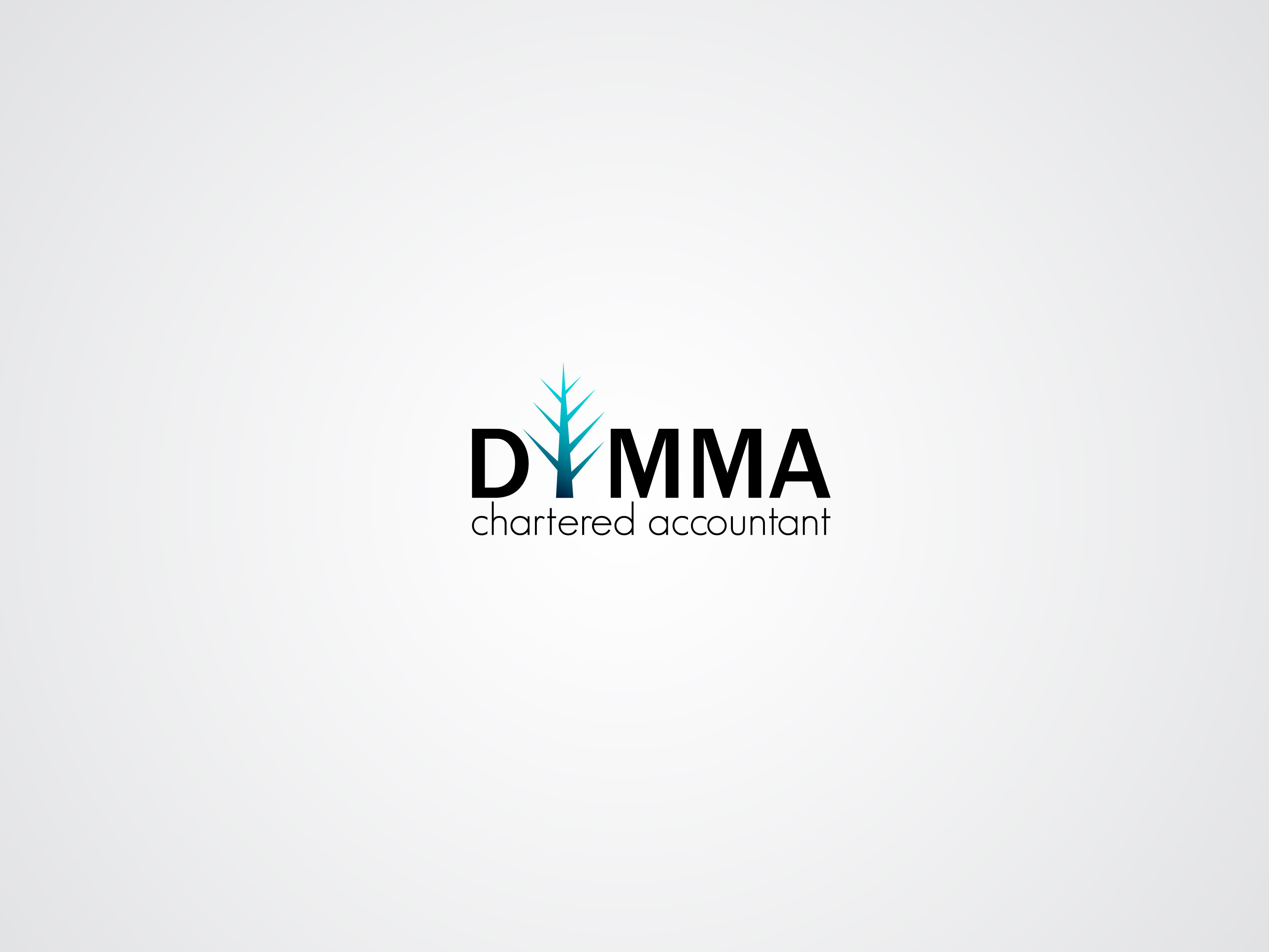 Logo Design by Osi Indra - Entry No. 38 in the Logo Design Contest Creative Logo Design for Dimma Chartered Accountant.
