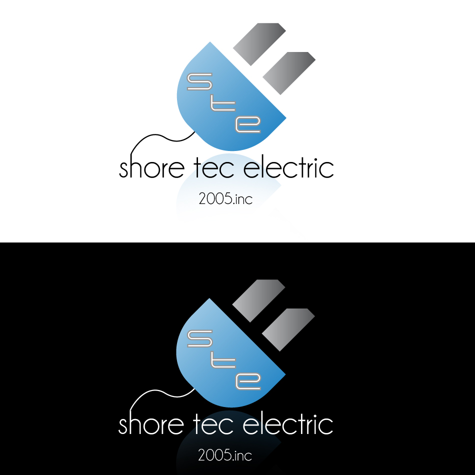 Logo Design by dada45 - Entry No. 40 in the Logo Design Contest Shore Tec Electric 2005 Inc.