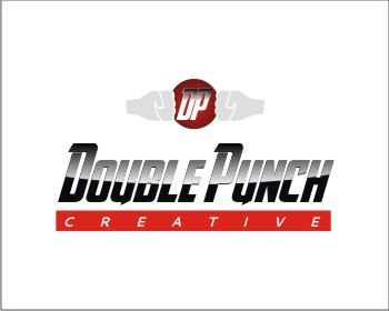 Logo Design by kulay - Entry No. 24 in the Logo Design Contest Unique Logo Design Wanted for Double Punch Creative.